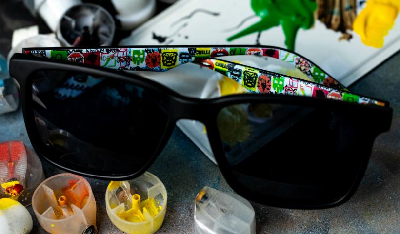 Chilli Beans lança coleção com grafiteiro Cranio