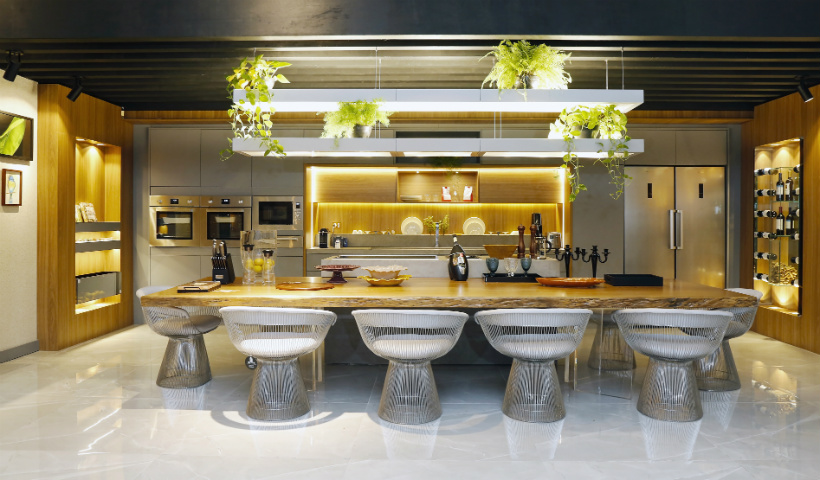 'Cozinha Show' recebe Restaurant Week na Mostra RioMar Casa