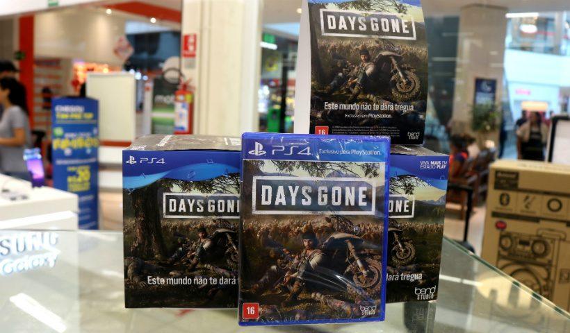Game: lançamento Days Gone já disponível no RioMar