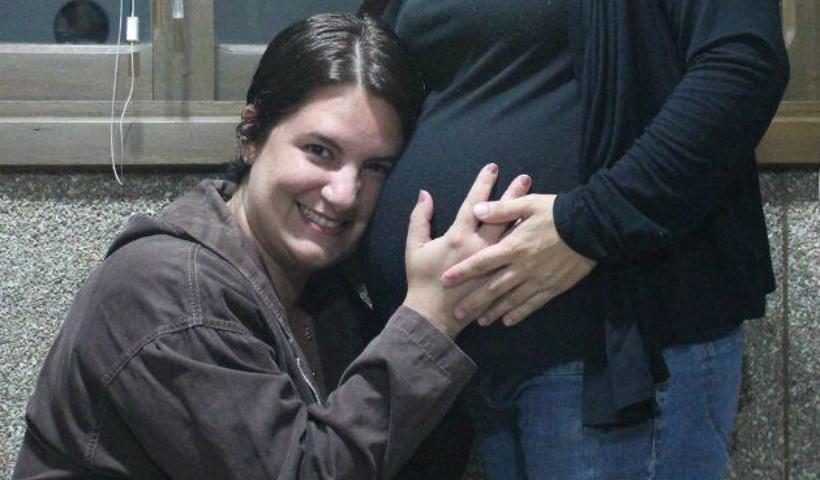 RioMar Entre Mães: barriga solidária trouxe mais vida à Gabriela Carlos