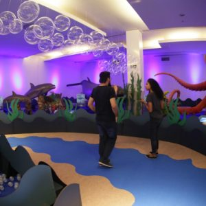 Exposição O Fantástico Mundo Marinho une diversão com sustentabilidade