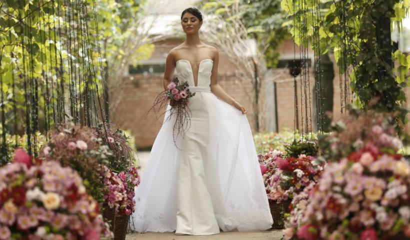 Para casar na moda: vestidos de noiva tendência em 2019