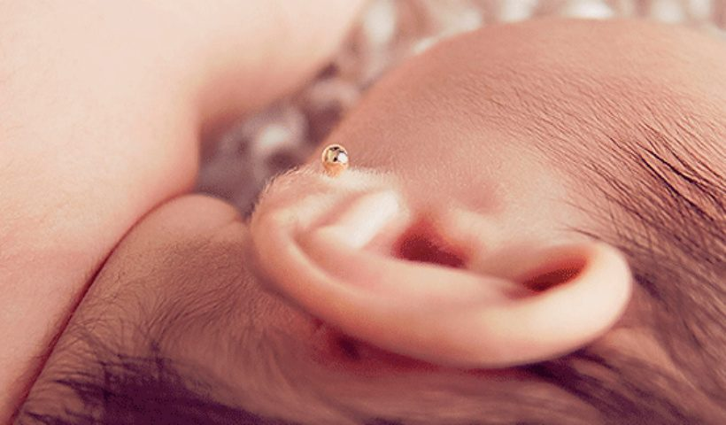 Brinquinhos estilosos para recém-nascidos