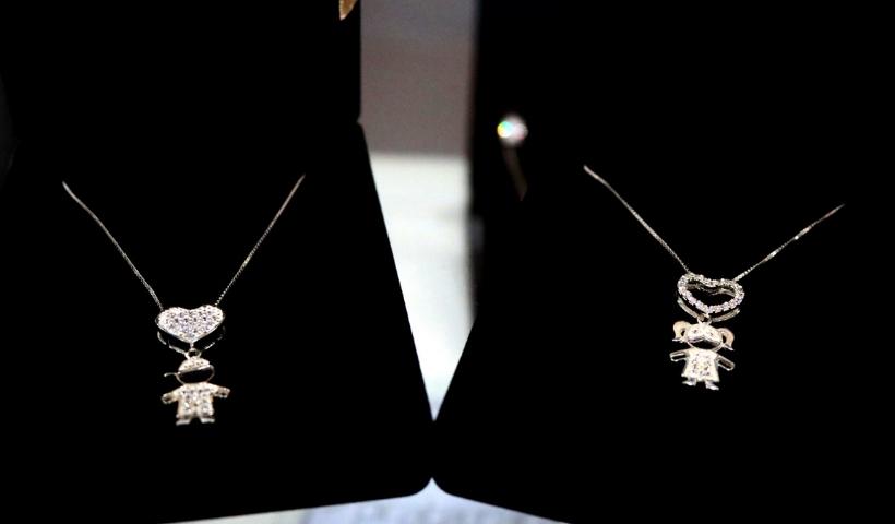 Correntinha com pingente da Prata Rara promete encantar as mães