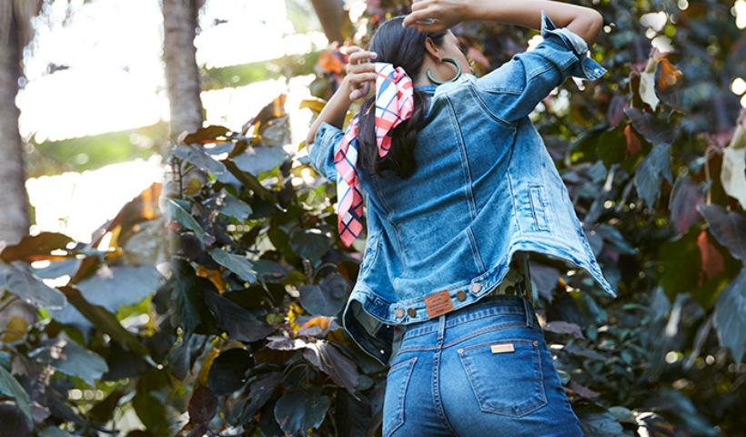 Damyller aposta nos jeans para combinar o look de São João