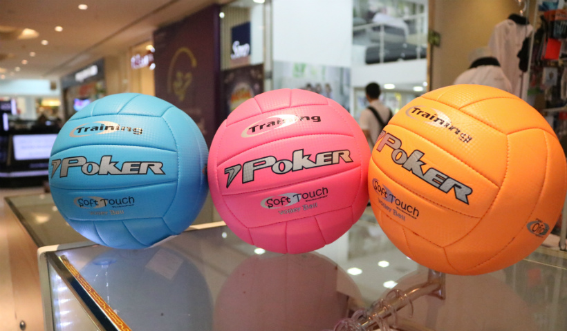 Profissionalmente ou na pelada, as bolas fazem parte do jogo