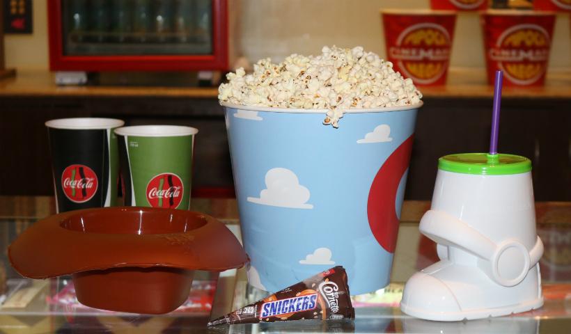 Combo exclusivo para assistir à Toy Story 4 no clima da animação