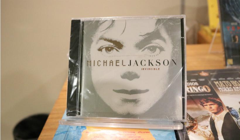 Livrarias Cultura e Saraiva destacam grandes sucessos de Michael Jackson