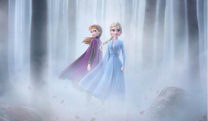 """Frozen 2"" ganha novo trailer e revela aventura da Rainha Elsa"