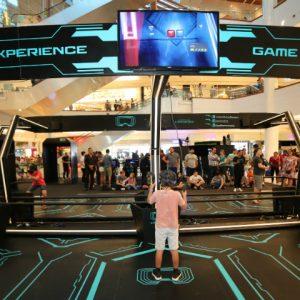Hero – X é destaque entre os pequenos na Arena Virtual Experience