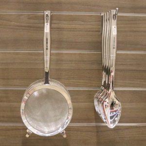 Utensílios de cozinha em aço inox é novidade na Le Creuset