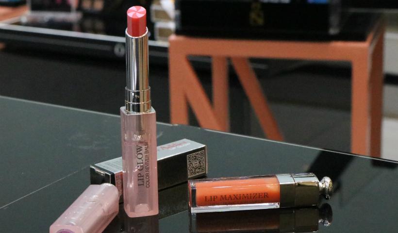 Novos batons da Dior são sucesso na American News