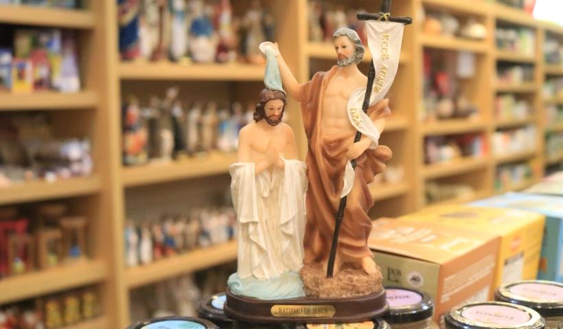 A história de São João Batista e um cordel para o santo