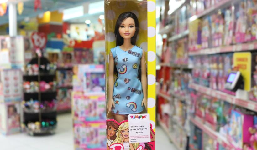 Saldão de Férias também reúne vários brinquedos para a criançada