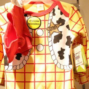 Roupinhas inspiradas em Toy Story 4 na Ri Happy Baby