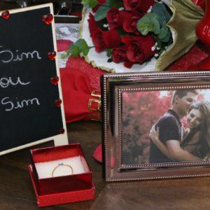 Prepare um ambiente apaixonante no Dia dos Namorados