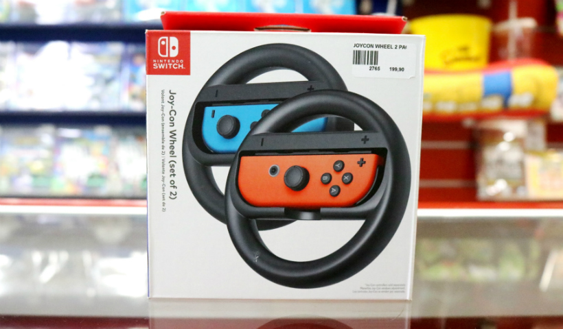 Acessórios trazem o gamer para dentro dos jogos eletrônicos