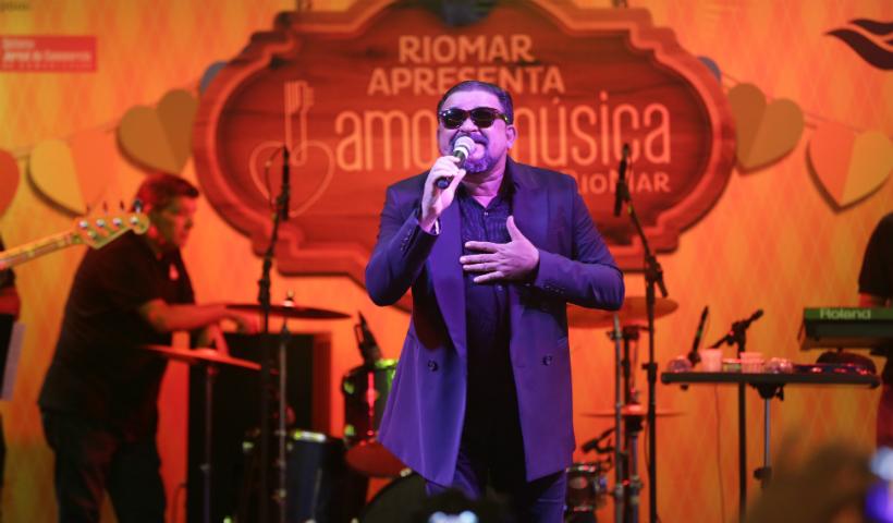 Romantismo toma conta do primeiro dia do Amor e Música RioMar