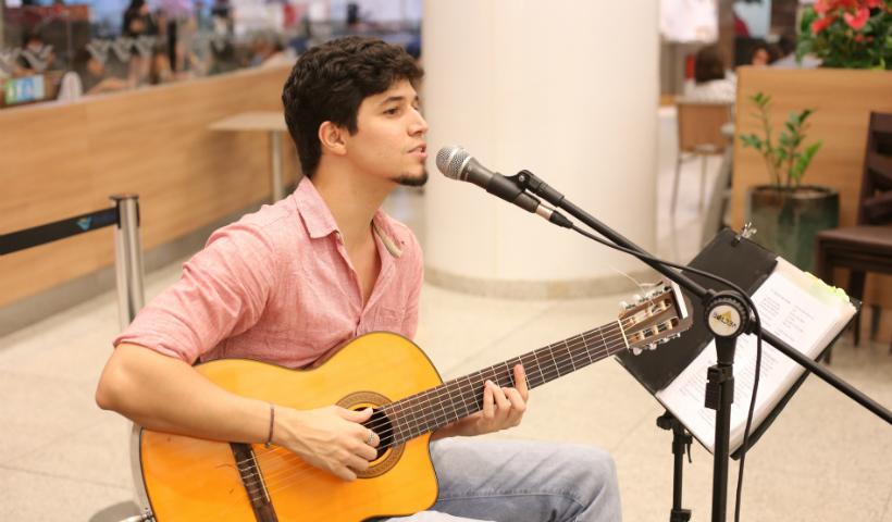 Arte na Praça: música e diversão gratuitamente no RioMar