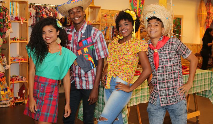 De compras a gastrô, no RioMar tem tudo para o seu São João
