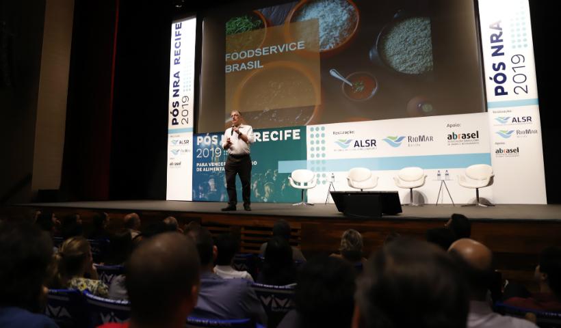 Pós NRA Recife: food service em evidência