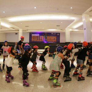 RioMar Roller Dance: chama a turma e vem patinar
