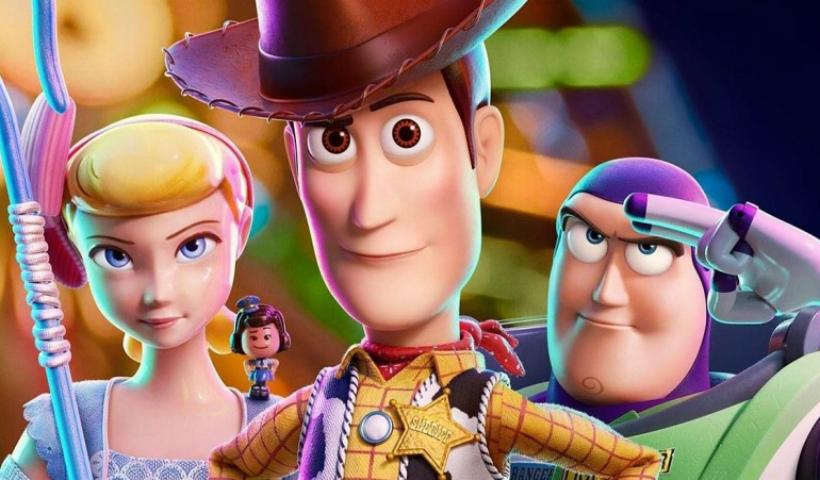 """""""Toy Story 4"""" estreia no Cinemark"""