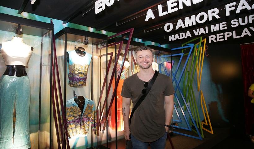 Confira entrevista com Lucas Lima durante passagem no RioMar