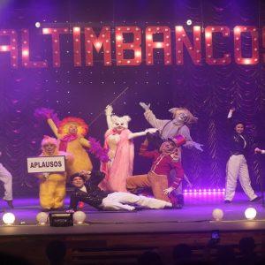 """Espetáculo """"Os Saltimbancos"""" anima criançada no projeto Segundas Culturais"""