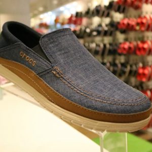 Do Crocs ao Social: calçados masculinos para todos os estilos
