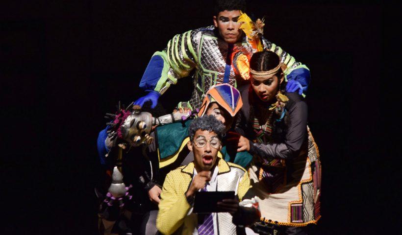 Mangue Day RioMar traz peça teatral em prol do meio ambiente