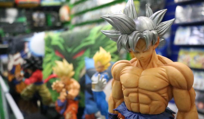 Tudo de Dragon Ball Z para os fãs do anime