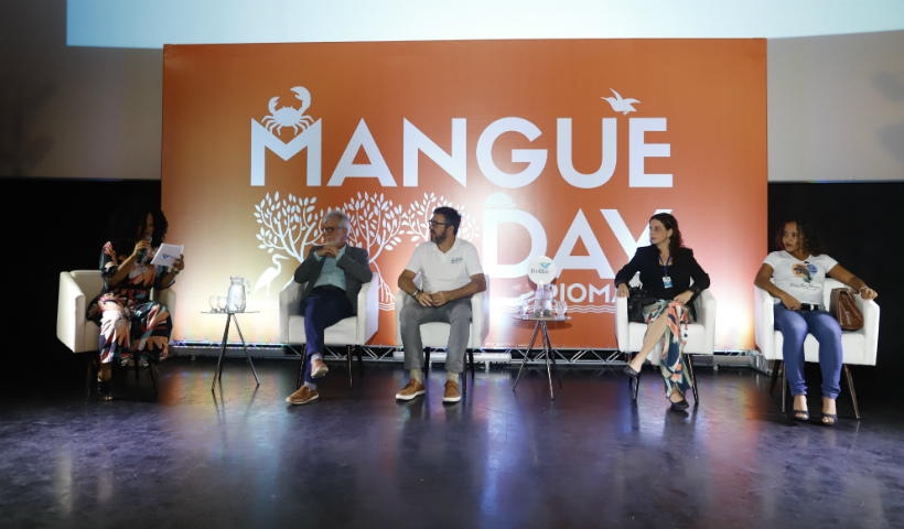 Mangue Day RioMar tem início com palestras e exposição artística
