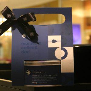 Café com safra especial para presentear no Dia dos Pais