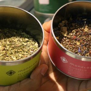 Moncloa recebe quatro novos sabores de chás especiais