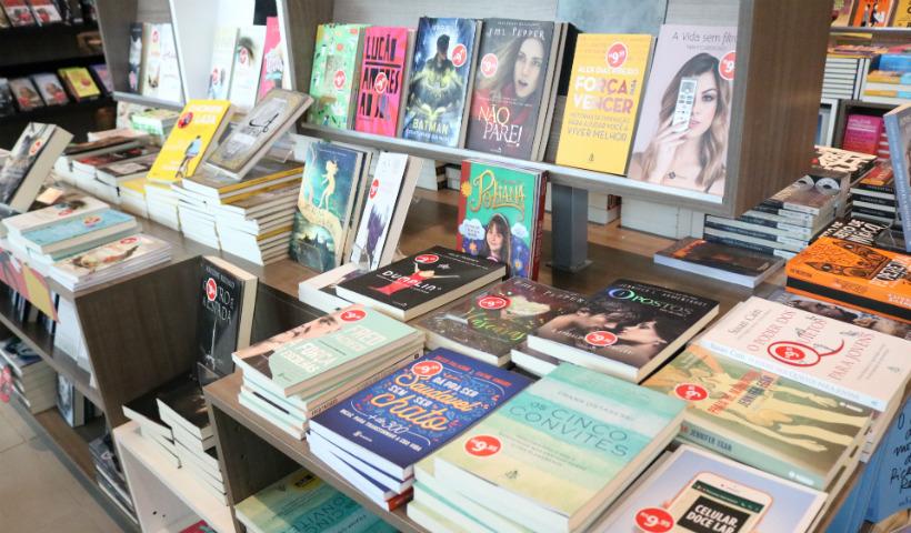 Campanha Favoritos Saraiva traz livros por R$ 9,95