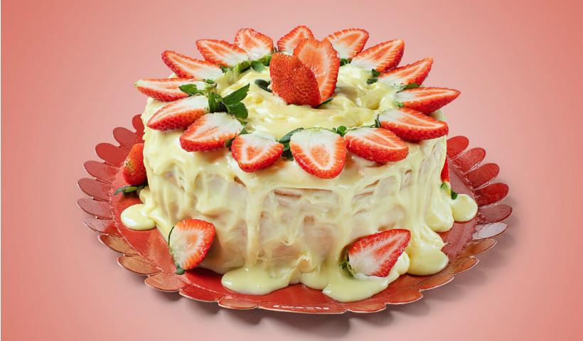 Sweets lança 21º Festival do Morango com torta exclusiva