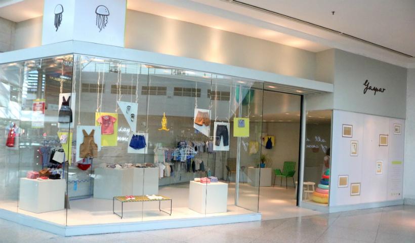 Gaspar inaugura no RioMar Recife com moda infantil