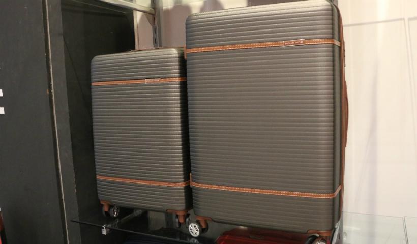 Diferentes modelos de malas para quem vai viajar