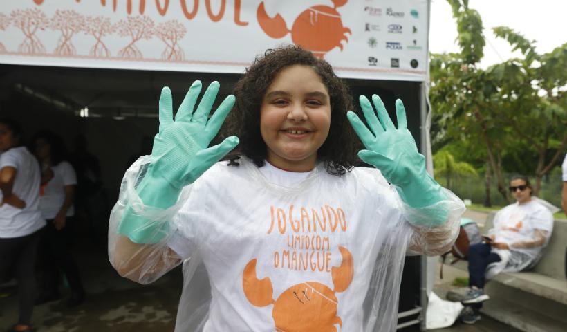Ações em defesa do meio ambiente encerram Mangue Day RioMar