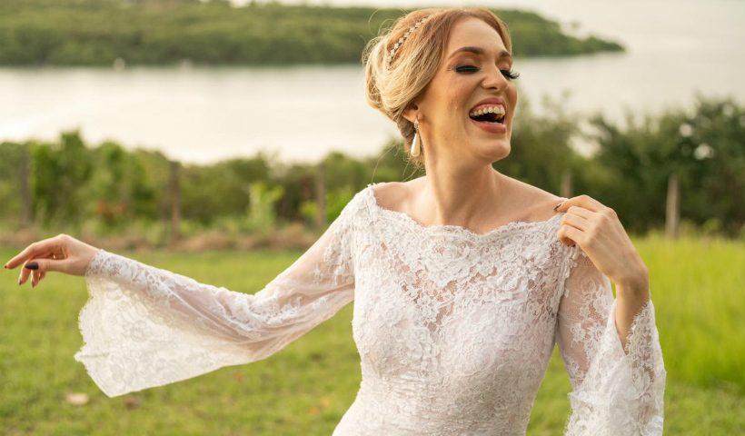 Vert Rouge Sophistiqué: vestidos de noiva românticos na nova coleção