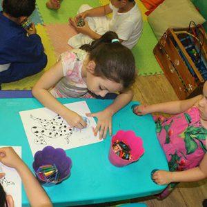 Cia Athletica inicia colônia de férias para as crianças