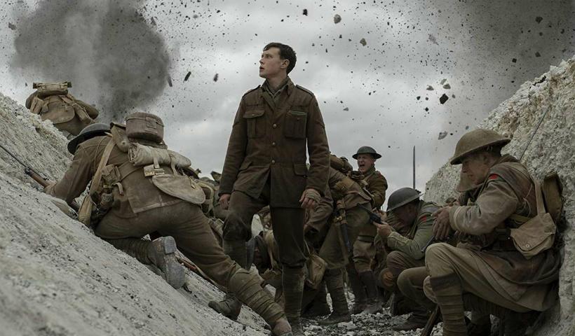 """1917"" ganha primeiro teaser"