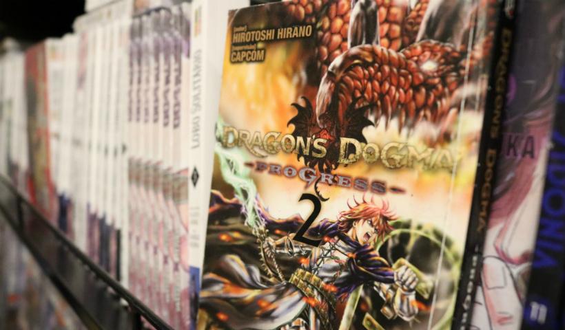 Especial Geek traz os mangás One Piece e Dragon's Dogma