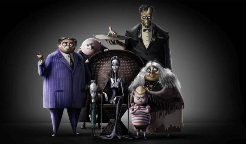 """""""A Família Addams"""" ganha animação baseada nos quadrinhos"""