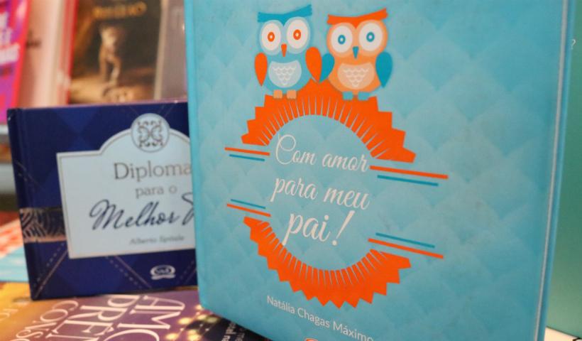 Da letra para o coração: livros para homenagear os pais