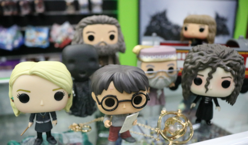 Especial Geek traz colecionáveis Harry Potter
