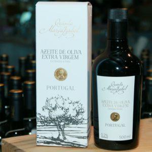 Azeites da Quinta Maria Izabel disponíveis no RioMar