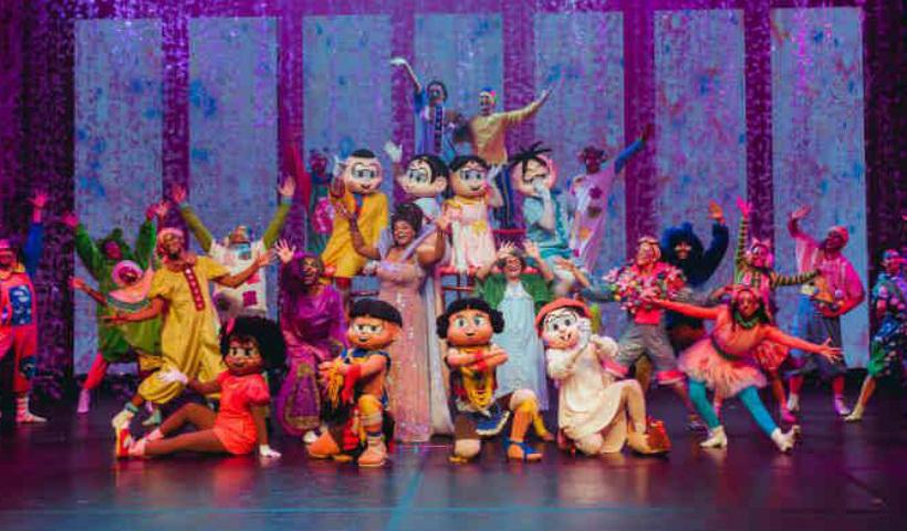 Brasilis, do Circo da Turma da Mônica, chega ao Teatro RioMar