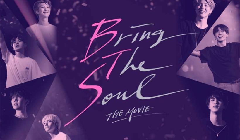 Cinemark abre pré-venda para BTS Bring The Soul